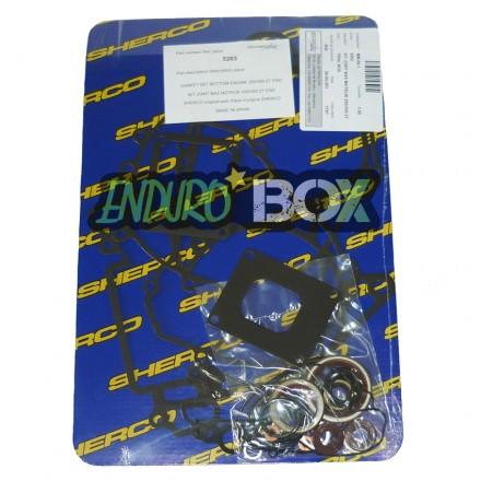 Pochette Complete de Joints Bas Moteur SHERCO 2 Temps Enduro Box