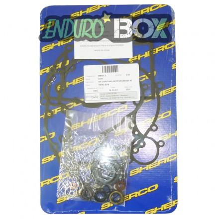 Pochette Complete de Joints Bas Moteur SHERCO 4 Temps Enduro Box