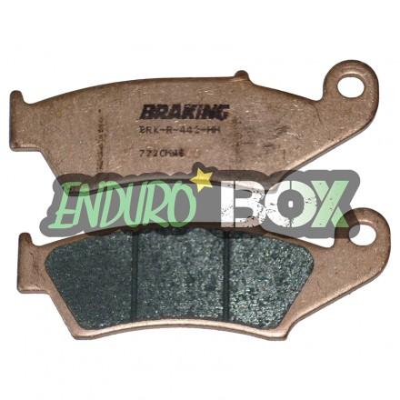 Plaquettes de Frein Avant BRAKING Competition Enduro Box