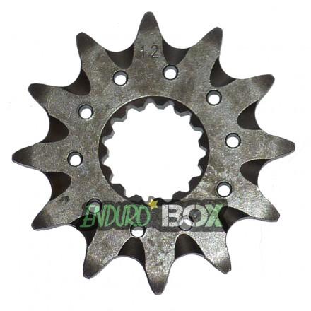 Pignon 12 Dents Anti-Boue AFAM Beta/Husaberg/KTM Enduro Box