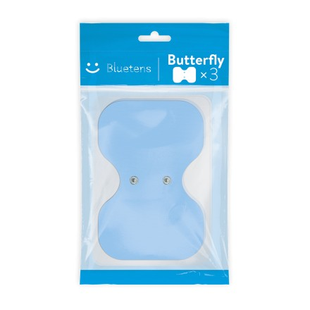 """Pack de 3 Electrodes """"Papillon"""" BLUETENS Enduro Box"""