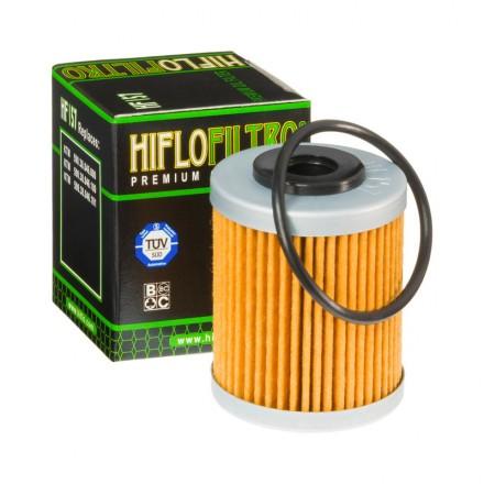 Filtre à huile HF157 Beta/KTM Enduro Box