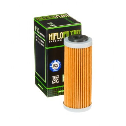 Filtre à huile HF652 Husaberg/Husqvarna/KTM Enduro Box