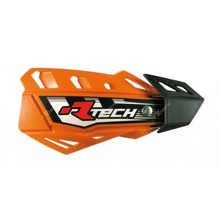 Protege Mains RACETECH Oranges FLX Enduro Box