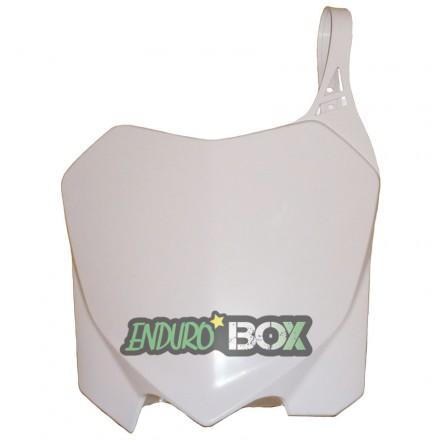 Plaque Phare MX SHERCO Blanche Enduro Box