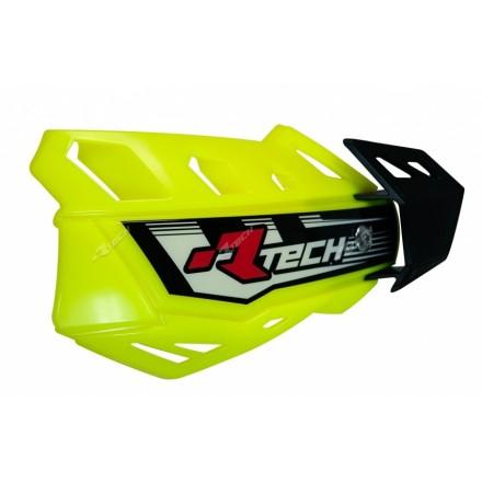 Protege Mains RACETECH Jaune Fluo FLX Enduro Box