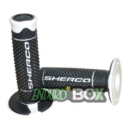 Revêtements SHERCO Blancs Enduro Box