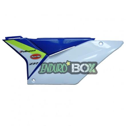 Protection Ouie de Radiateur Gauche SHERCO Factory 2018 Enduro Box