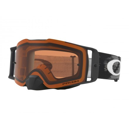 Lunettes OAKLEY Front Line Matte Black Speed Enduro Box