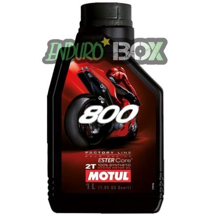 800 2T Factory Line Road MOTUL Enduro Box