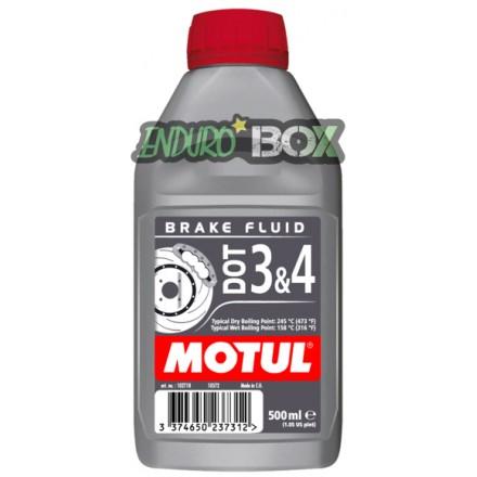 DOT 3&4 MOTUL Enduro Box