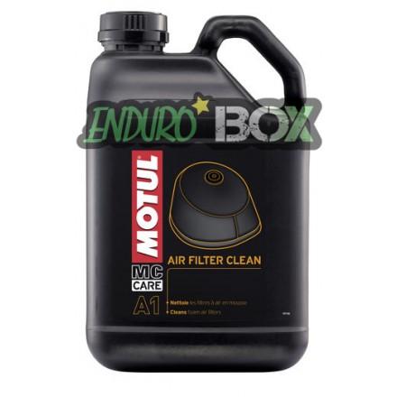 Air Filter Clean MOTUL Enduro Box