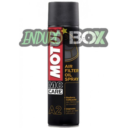 Air Filter Oil Spray MOTUL Enduro Box