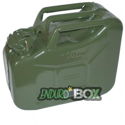 Jerrycan Métallique 10L Enduro Box