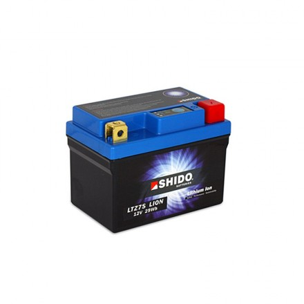 Batterie SHIDO YTZ7S Lithium Enduro Box