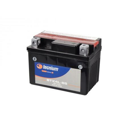 Batterie TECNIUM YTX4L-BS Enduro Box