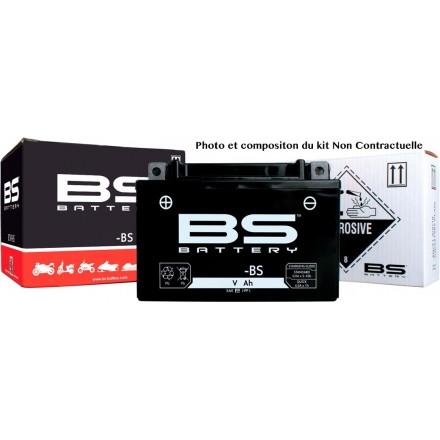 Batterie BS-BATTERY YTX4L-BS Enduro Box