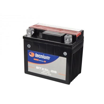 Batterie TECNIUM YTX5L-BS Enduro Box