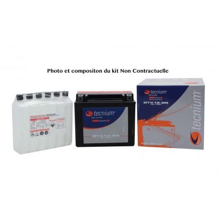 Batterie TECNIUM YTX14-BS Enduro Box