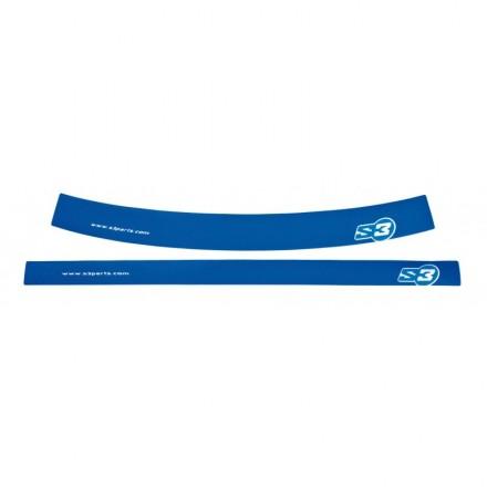 Autocollants de Jantes S3 Bleus Enduro Box