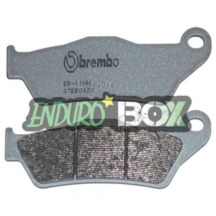Plaquettes de Frein Avant BREMBO 07BB04SX Enduro Box