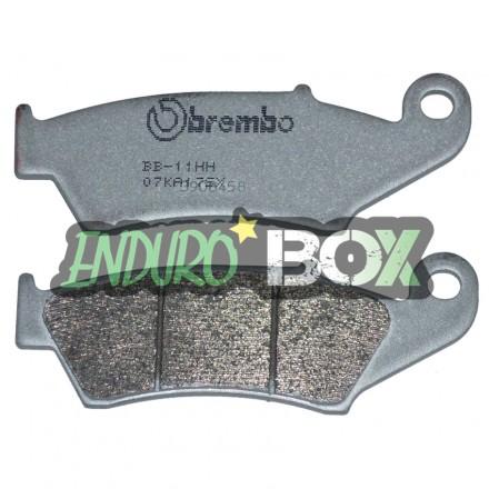 Plaquettes de Frein Avant BREMBO 07KA17SX Enduro Box
