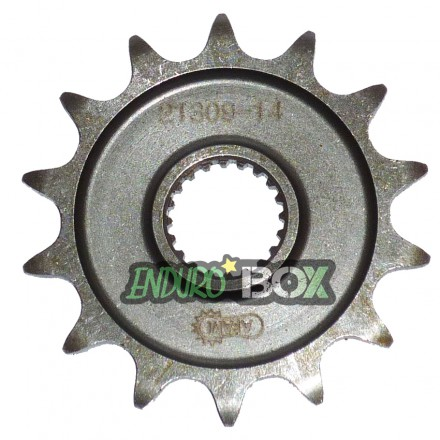 Pignon 14 Dents AFAM GasGas/Yamaha 4Tps Enduro Box