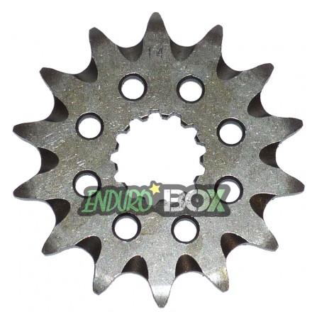 Pignon 14 Dents Anti-Boue AFAM Yamaha Enduro Box