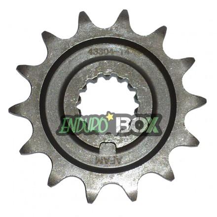 Pignon 14 Dents AFAM Sherco 2Tps +450cc Enduro Box