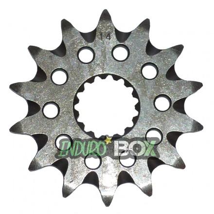 Pignon 14 Dents Anti-Boue AFAM Beta/Husaberg/Husqvarna/KTM Enduro Box