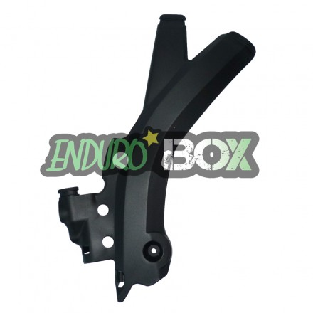 Protection de Cadre Droite SHERCO Noire Enduro Box