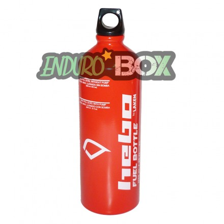 Gourde HEBO réservoir d'essence 1000mL Enduro Box