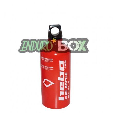 Gourde HEBO réservoir d'essence 600mL Enduro Box