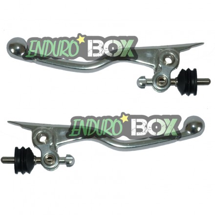 Levier Embrayage BIHR KTM FreeRide Aluminium Forgé Poli Enduro Box