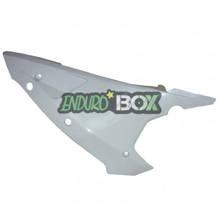 Plaque Latérale Droite GASGAS Blanche Enduro Box