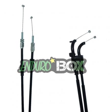 Cable de Gaz Origine BIHR Husaberg/Husqvarna/KTM 4 Temps Enduro Box