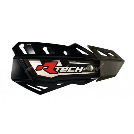 Protege Mains RACETECH Noirs FLX Enduro Box