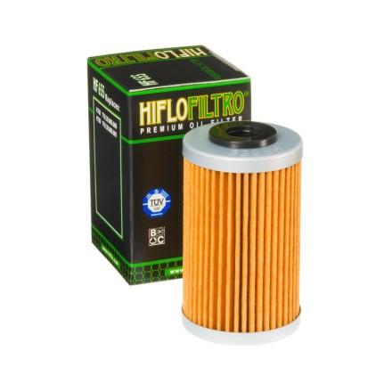 Filtre à huile HF655 Husaberg/Husqvarna/KTM Enduro Box