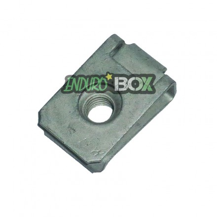 Agrafe Support Plaque MX SHERCO Enduro Box