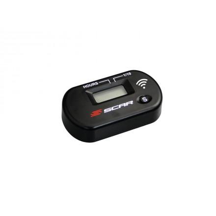 Compteur d'Heure SCAR Sans Fil Enduro Box