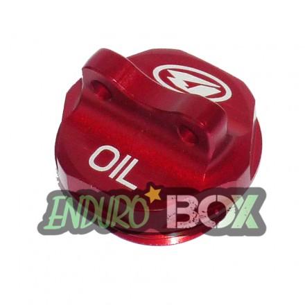 Bouchon Anodisé Remplissage d'Huile BETA Enduro Box