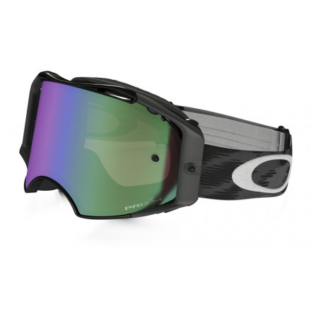 Lunettes OAKLEY AirBrake Jet Black Speed Enduro Box