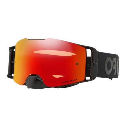 Lunettes OAKLEY Front Line Factory Pilot Blackout Enduro Box