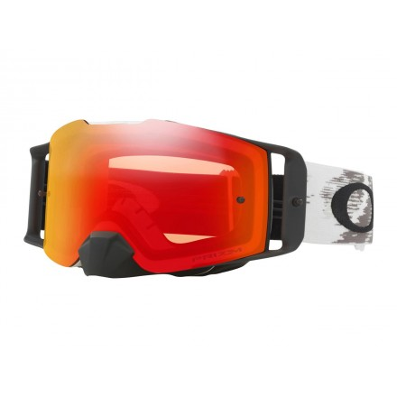 Lunettes OAKLEY Front Line Matte White Speed Enduro Box