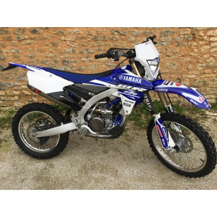 Yamaha 250 WRF 2015 Enduro Box
