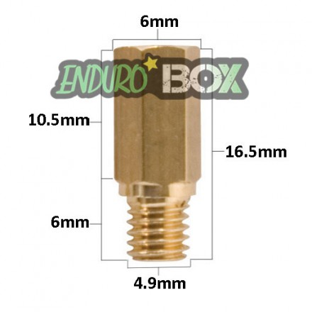 Gicleur Principal KEIHIN 165 Enduro Box