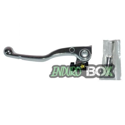 Levier Embrayage BIHR Husaberg/Husqvarna/KTM/Sherco/TM Aluminium Coulé Poli Enduro Box