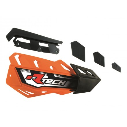 Coque de Rechange RACETECH Orange FLX Enduro Box