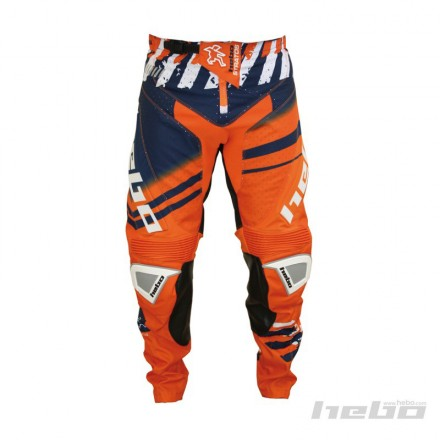 Pantalon HEBO Stratos Orange Enduro Box