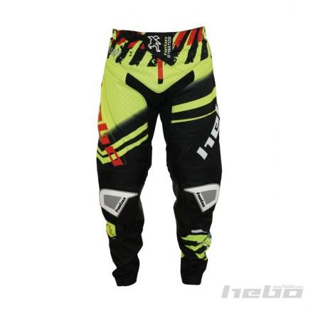Pantalon HEBO Stratos Jaune Fluo Enduro Box